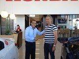 Satisfait de mon vendeur, Hamel Honda