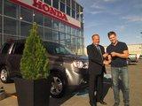 Très belle expérience, Hamel Honda