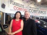 Super service, merci Mr. Latour ! , Hamel Honda