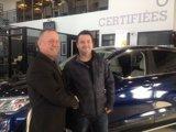 Mon 2e CR-V avec M. Latour!, Hamel Honda