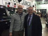 3e Civic et toujours satisfait! Merci M.Latour!, Hamel Honda