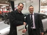 Excellent service M. Sébastien!, Hamel Honda