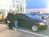 J'adore ma Civic!, Hamel Honda