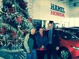 Très bon vendeur, Hamel Honda