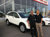 I love my new car!, Hamel Honda