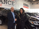 Excellent customer service, Hamel Honda