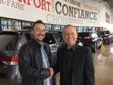 Client satisfait de Laval, Hamel Honda