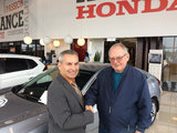 Bon service, Hamel Honda