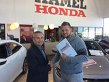 Super bon service, Hamel Honda