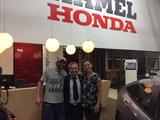 Super, Hamel Honda