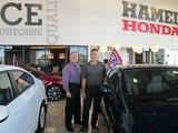 Service, prix et confiance, Hamel Honda