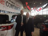 Excellent service au client, Hamel Honda