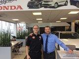 Great buying experience, Hamel Honda