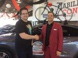 Merci pour le service Sebastien, Hamel Honda