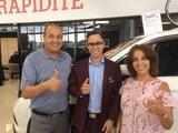 Nous sommes des clients satisfaits !, Hamel Honda