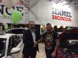 Très sympathique & accueillant !, Hamel Honda