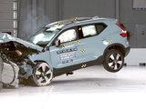 Le Volvo XC40 devient la voiture la plus sécuritaire!
