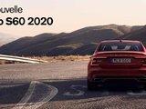 La Volvo S60 2020, la nouvelle sportive suédoise au Canada