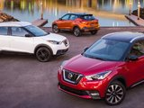 Nissan Presents Its New 2018 Nissan Kicks in Los Angeles