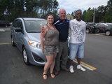 Congratulations, Kentville Mazda