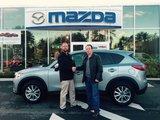 Craig Tumblin, Kentville Mazda