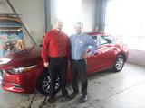 Mazda 3 Gs rouge , L'Ami Junior Mazda