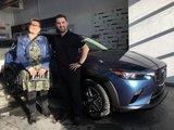 CX-3 Bleu 2019, L'Ami Junior Mazda