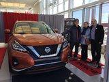 Nissan Murano PLATINE 2019, L'Ami Junior Nissan