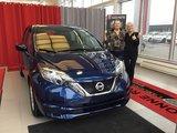 Nissan Versa Note SV 2019, L'Ami Junior Nissan
