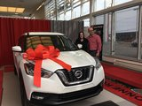 Nissan Kicks SV 2019, L'Ami Junior Nissan