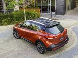 Le Nissan Kicks en avance sur le Ford Ecosport