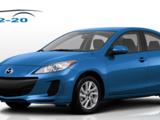La famille Mazda 3