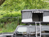 Go camping go, gadget of the hour: James Baroud tents