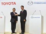 Du jamais vu: une usine commune pour Mazda et Toyota aux États-Unis!