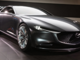 The 2018 Mazda Vision Coupe at the 2017 Tokyo Motor Show