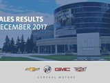 GM is #1 in Canada for 2017 Retail Sales