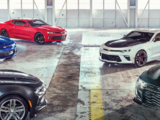 It's easy to forget about winter with the new 2018 Chevrolet Camaro!