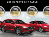 Mazda, a star among the 2018 Car Guide's recommendations!