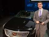 Cadillac Super Cruise ™ named 2018 Best Technical Innovation Technology by the Automotive Journalist Association of Canada
