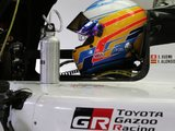 Fernando Alonso in the Toyota Gazoo team for 2018-2019