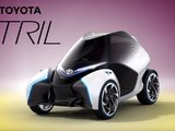 Discover the new Toyota i-Tril concept