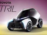 Découvrez le nouveau concept i-Tril de Toyota