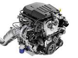 Le tout nouveau moteur turbo de 2,7 L améliore la polyvalence du Silverado 2019