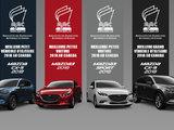 Mazda est la plus récompensée par l'AJAC en 2018