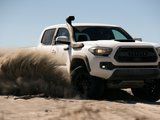 The all-new 2019 Toyota Tacoma TRD Pro, a big step ahead of its competitors!