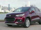 Chevrolet Trax 2018, un choix écoénergétique et économique!