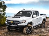 The Chevrolet Colorado ZR2: The