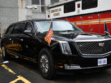 Check out Donald Trump's new Cadillac 'Beast' presidential limousine