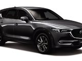 Mazda's small CX-5 is going to get big CX-9 power
