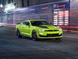 Une nouvelle couleur particulière pour la Chevrolet Camaro